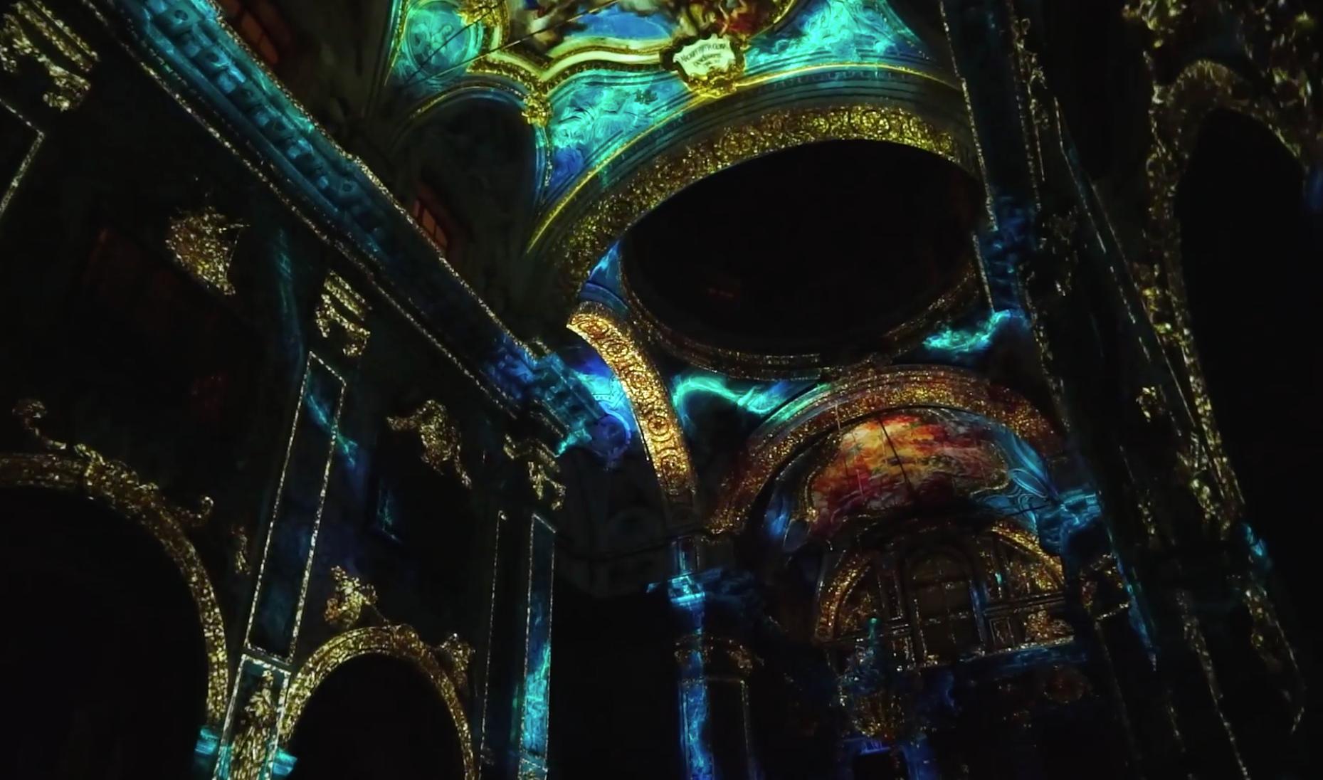 A Santa Caterina è di nuovo 'Exstasis': 3 giorni di videomapping tra suoni e visioni