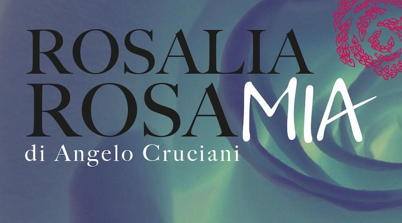 """""""Rosalia, Rosa Mia"""": la creatività di Angelo Cruciani celebra la Santuzza di Palermo"""