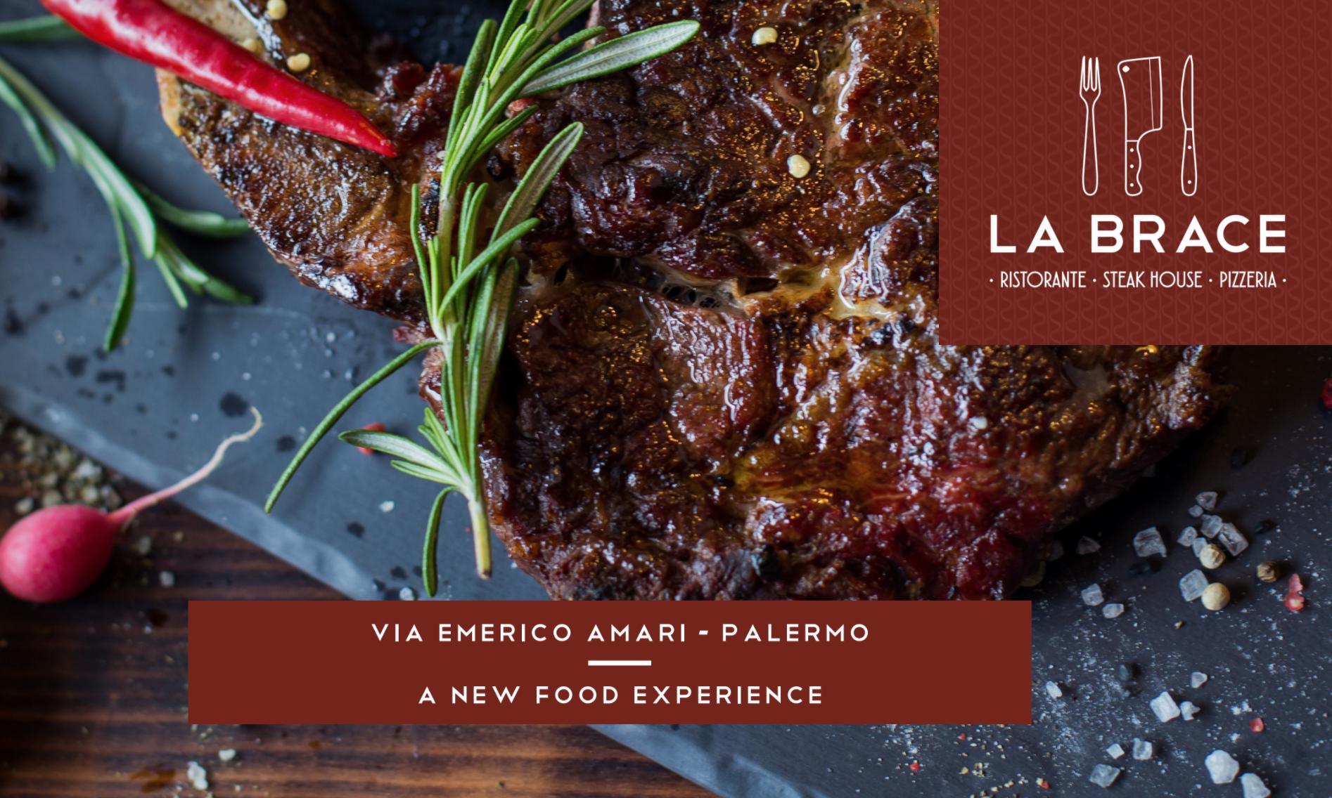 """""""La Brace Food Experience"""": apre a Palermo un locale unico e senza precedenti"""