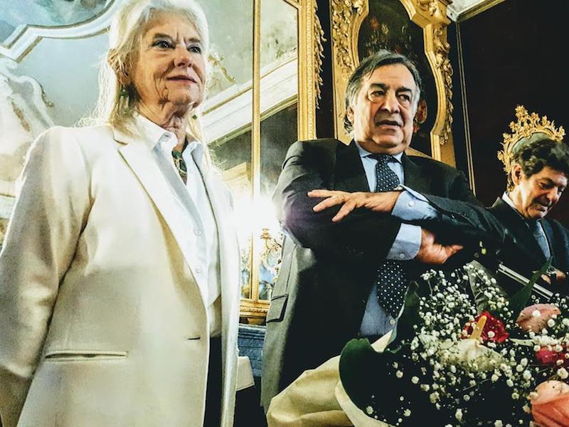 Addio Costanza Afan de Rivera, l'ultima dei Florio