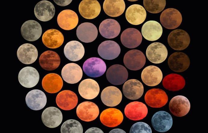 48 sfumature di… Luna! La Foto del Giorno della Nasa è stata scattata da una ragusana