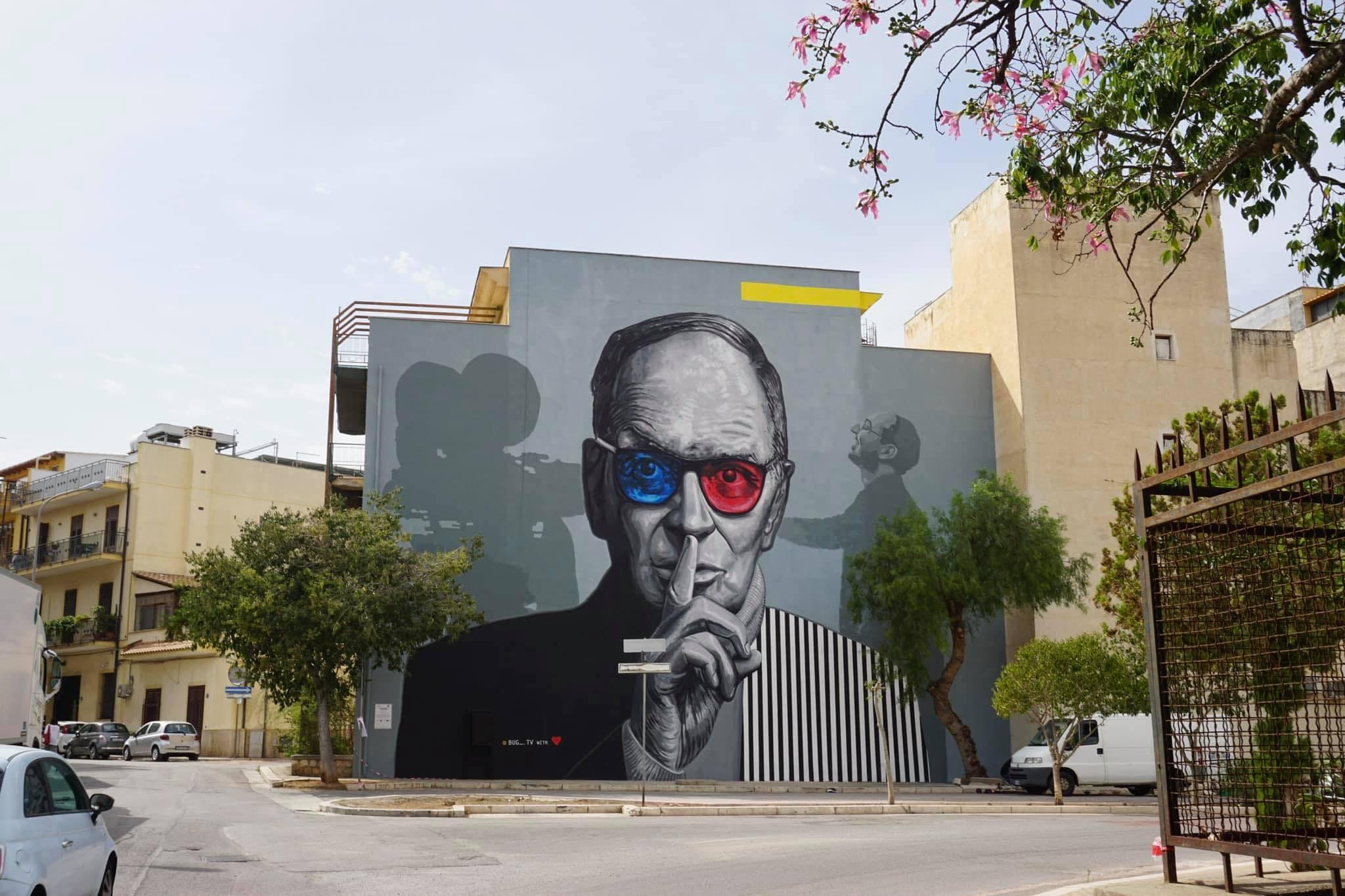 Street Art Cities inserisce Bagheria tra le mete più cool della street art mondiale