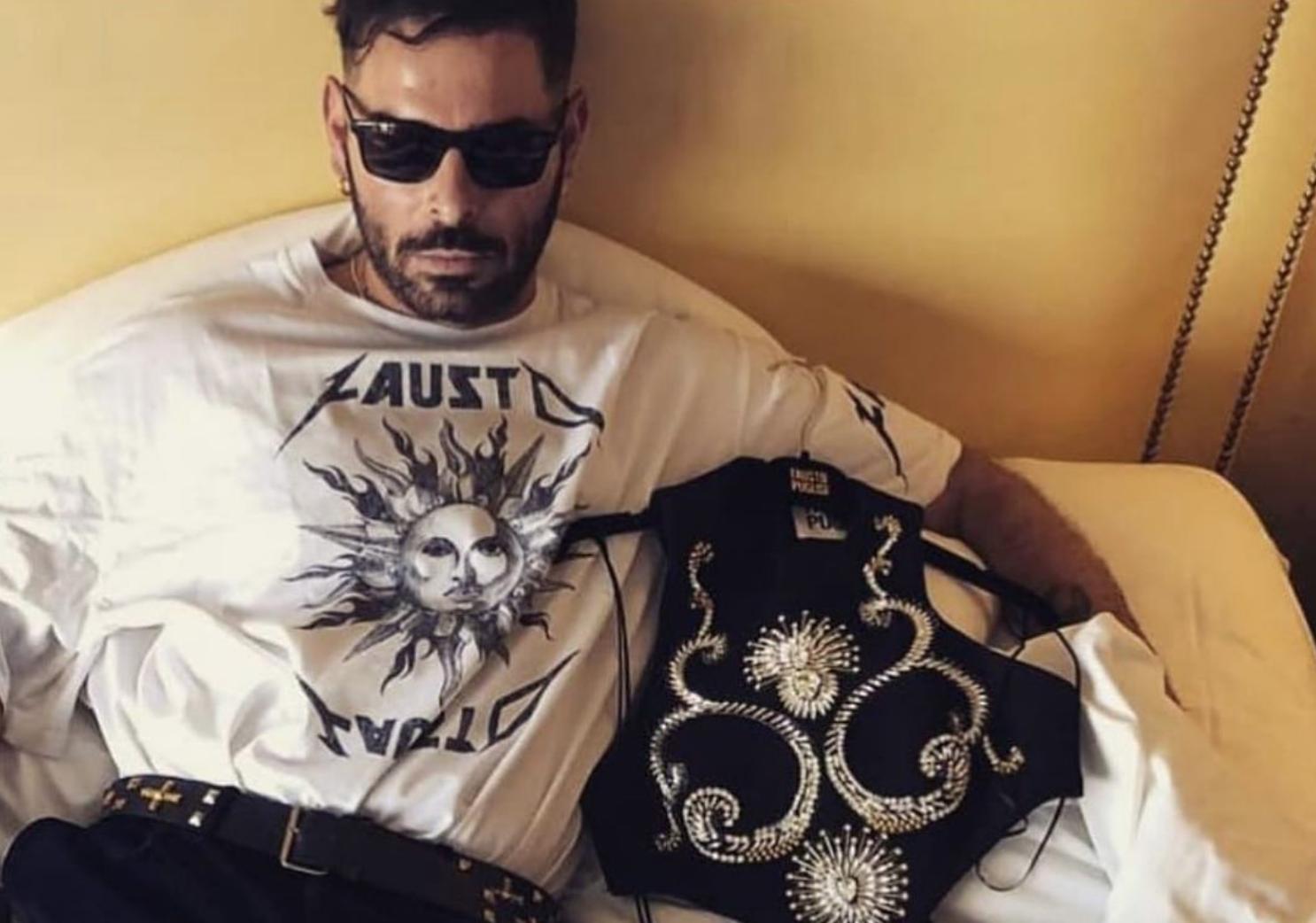 Lo stilista siciliano Fausto Puglisi è il nuovo consulente creativo di Roberto Cavalli
