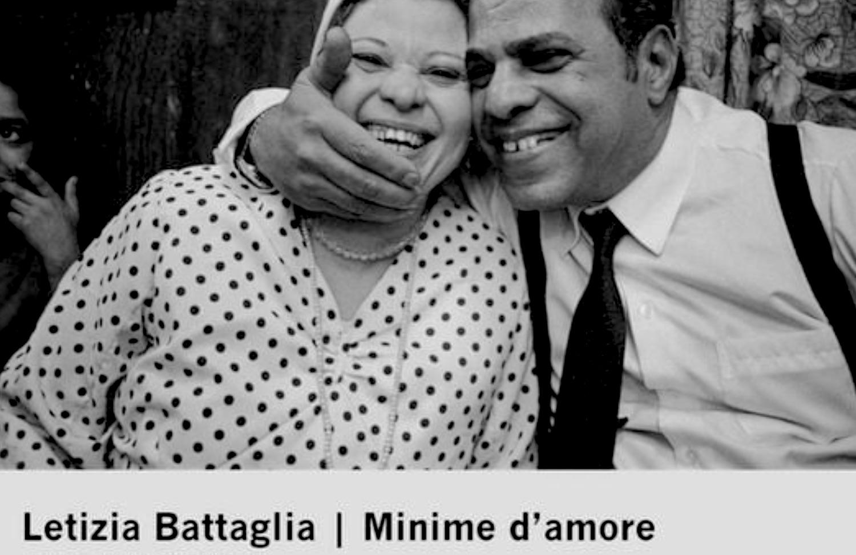 """""""Minime d'amore"""": in mostra gli scatti di Letizia Battaglia che raccontano il sentimento"""