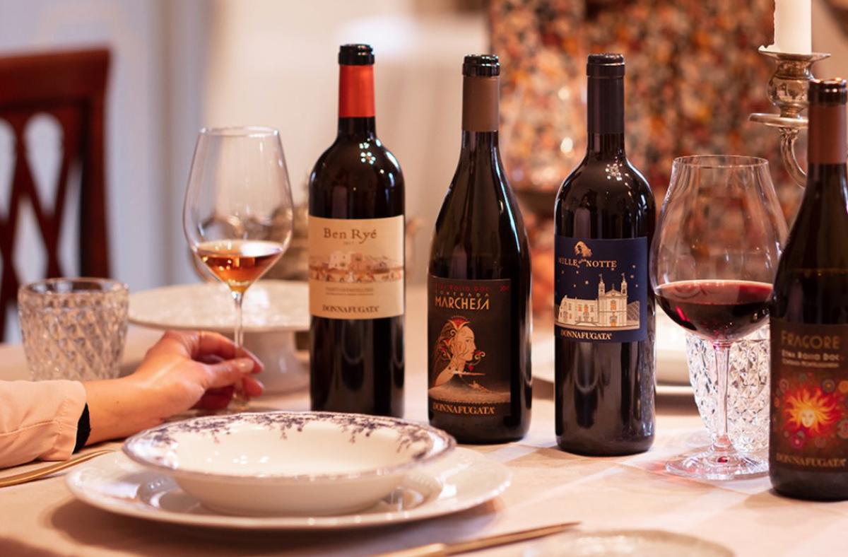 Vino, l'azienda Donnafugata premiata con l'Excellent Wine Producer