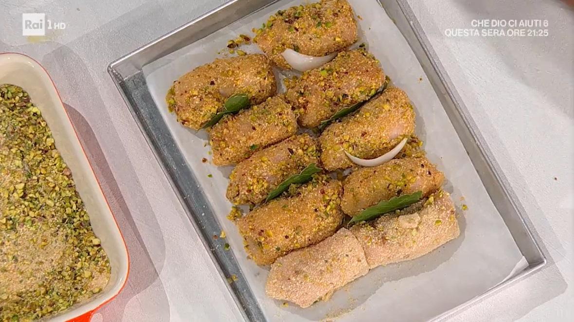 È Sempre Mezzogiorno: trionfo di sicilianità con la ricetta degli Involtini di Pesce Spada