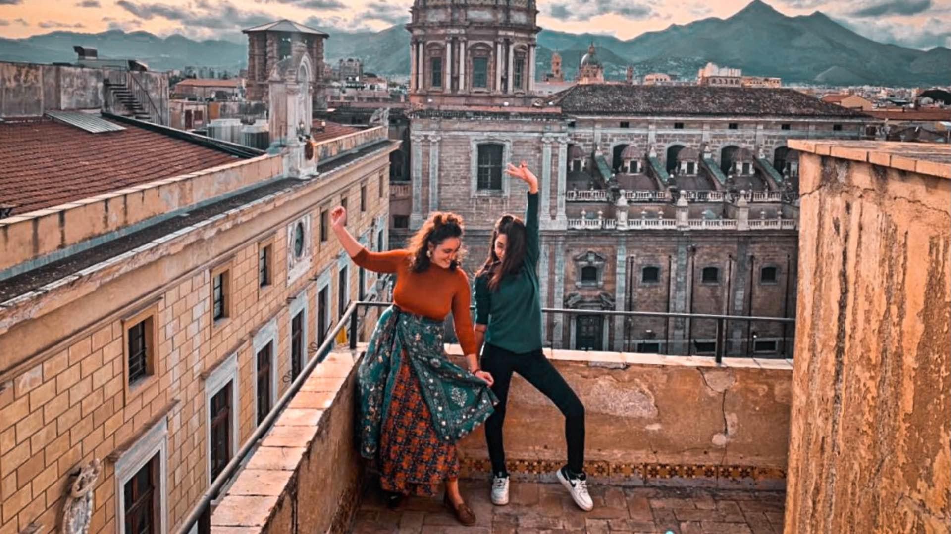 """Le Vie dei Tesori """"On Air"""": Palermo si scopre in diretta su Instagram"""