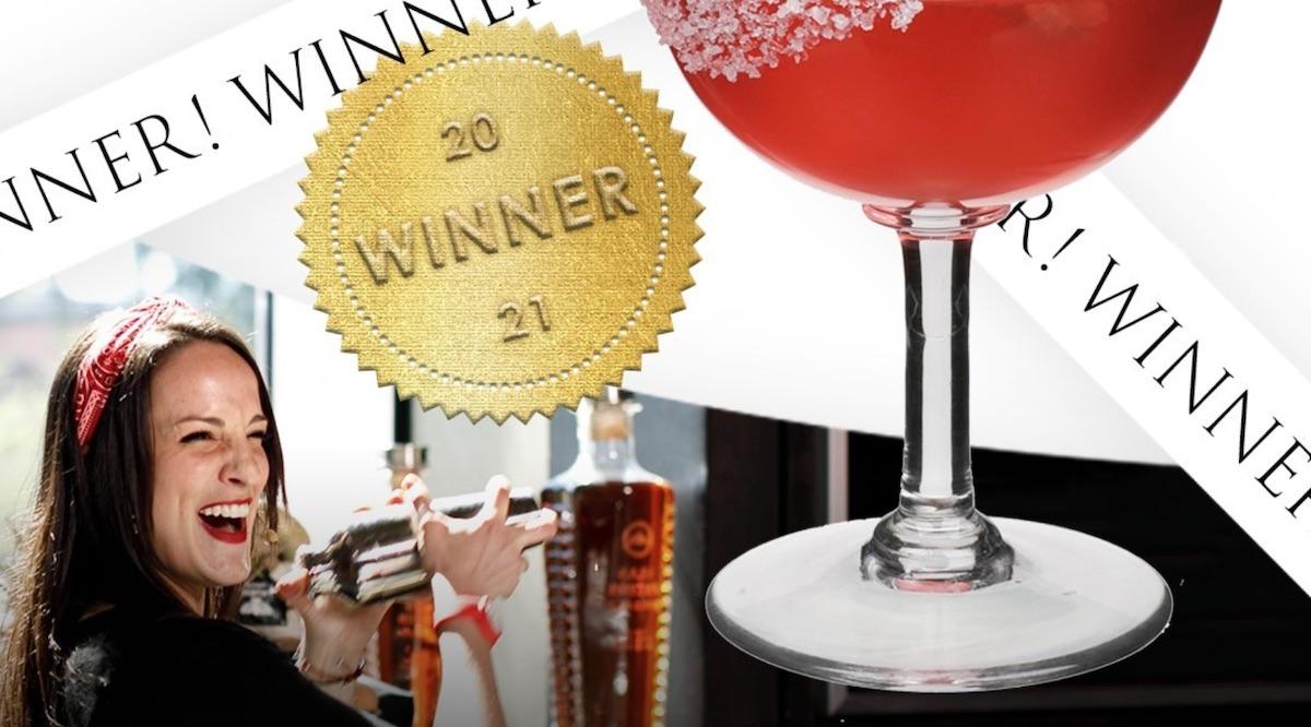 La bartender palermitana Chiara Mascellaro vince il premio per il Miglior Margarita del Mondo