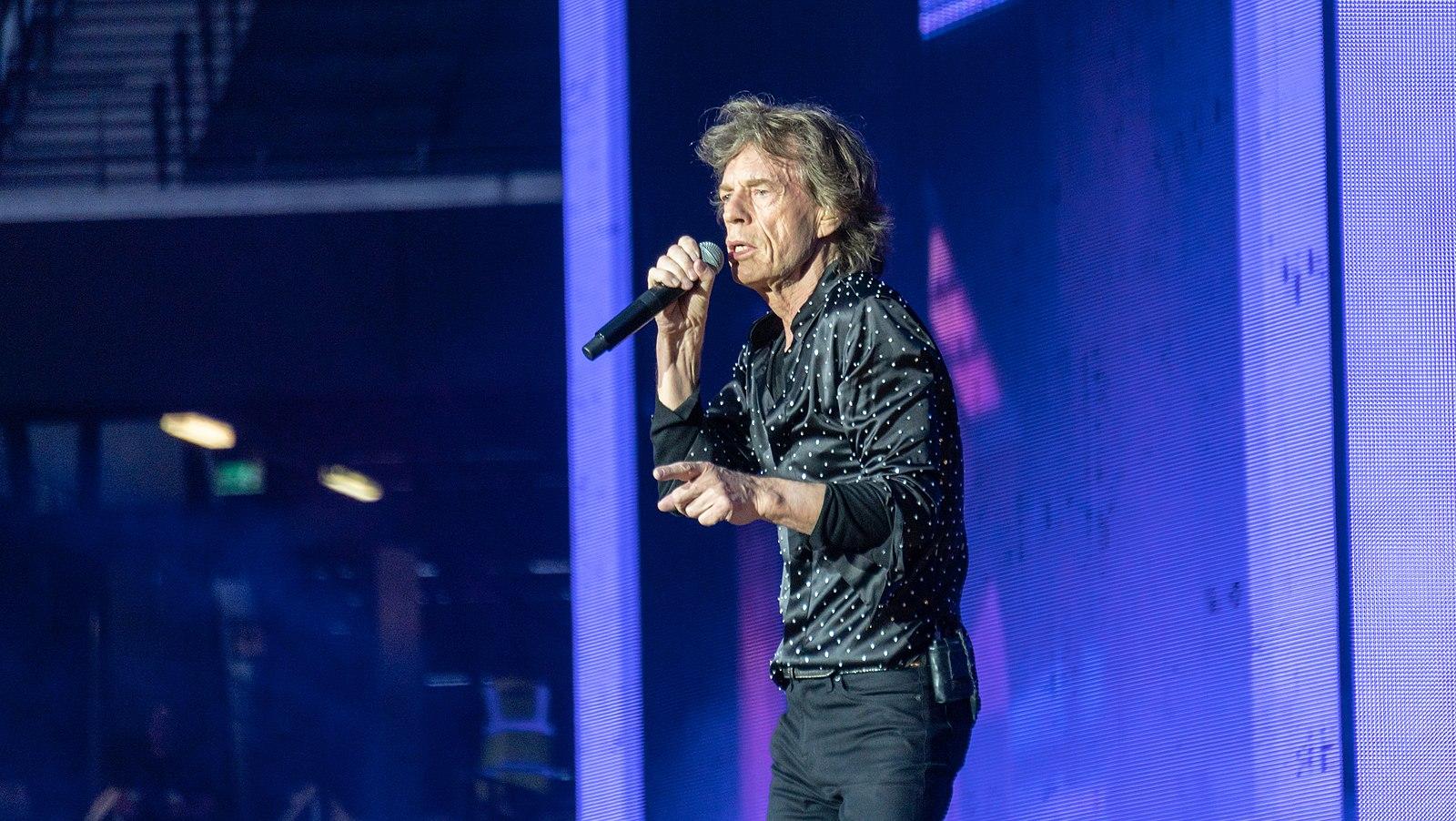 La Sicilia ispira Mick Jagger:  una nuova canzone con Dave Grohl
