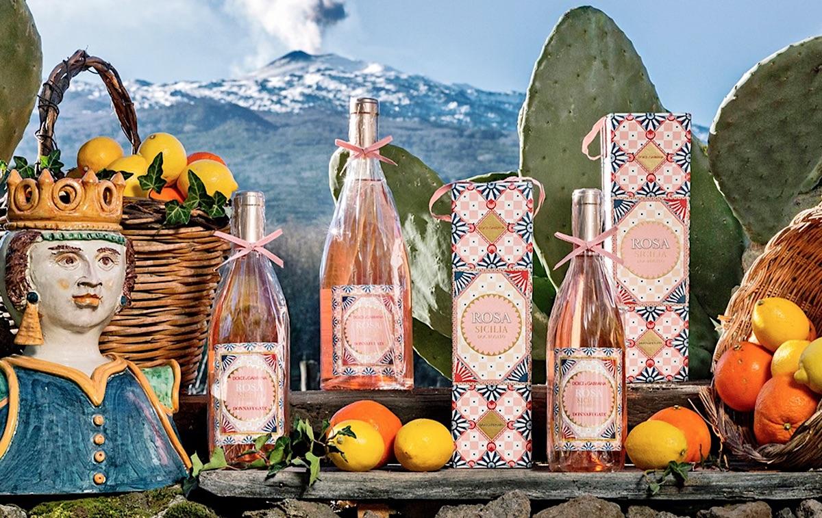 Donnafugata Rosa: si rinnova il legame tra Dolce&Gabbana e l'eccellenza del vino siciliano