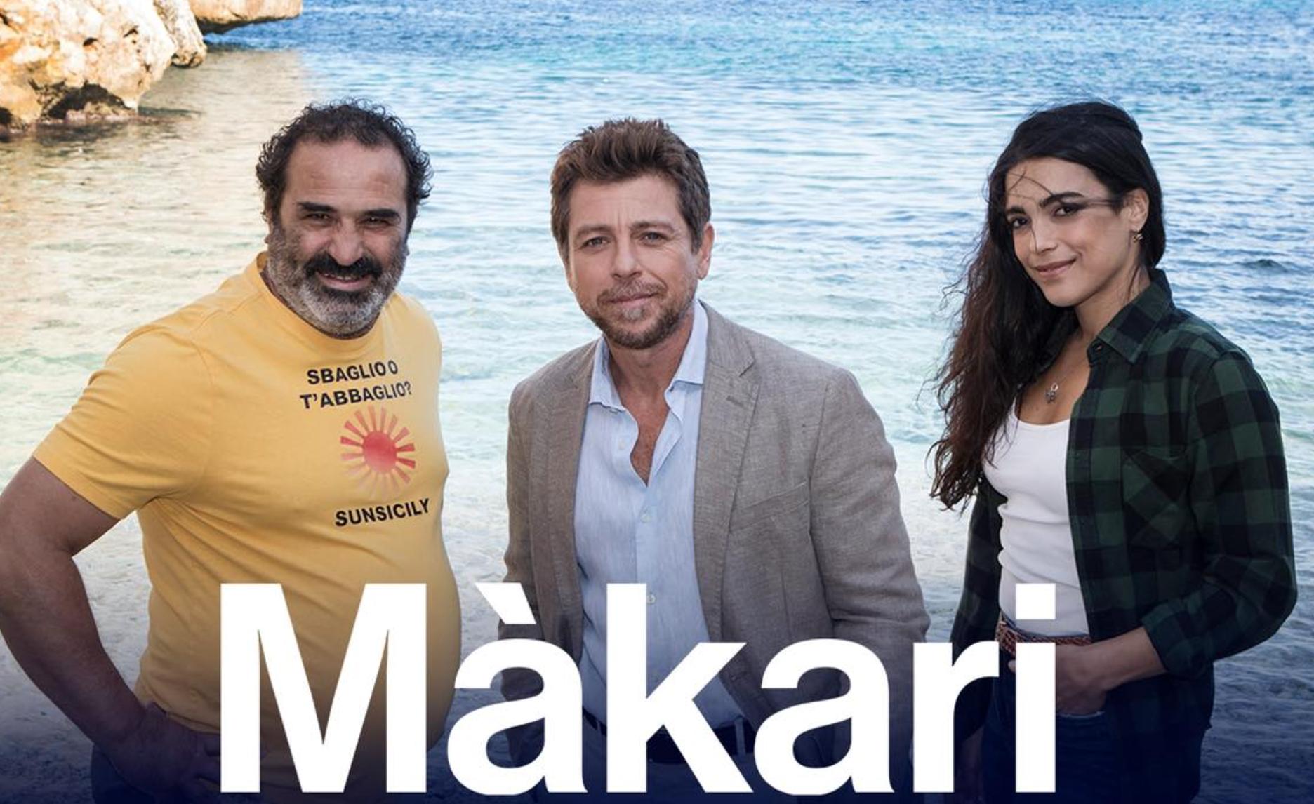 La fiction Màkari conquista il pubblico: la Sicilia è la location più cool