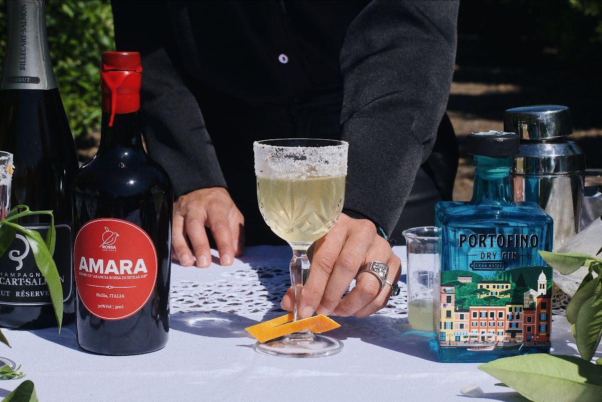 """Tempo di Zagara, ecco """"Sciauru"""": il cocktail che festeggia la primavera"""