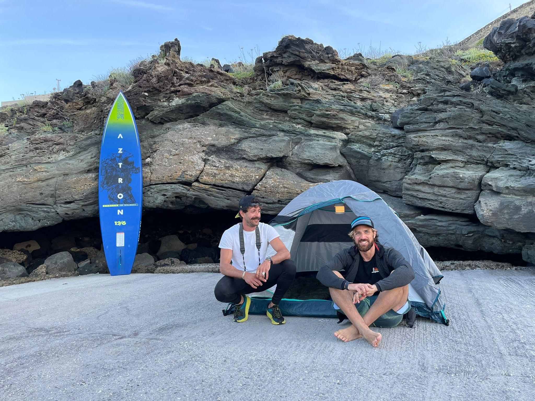 Sup Around Sicily: la Sicilia di Gioacchino e Gabriele non conosce confini