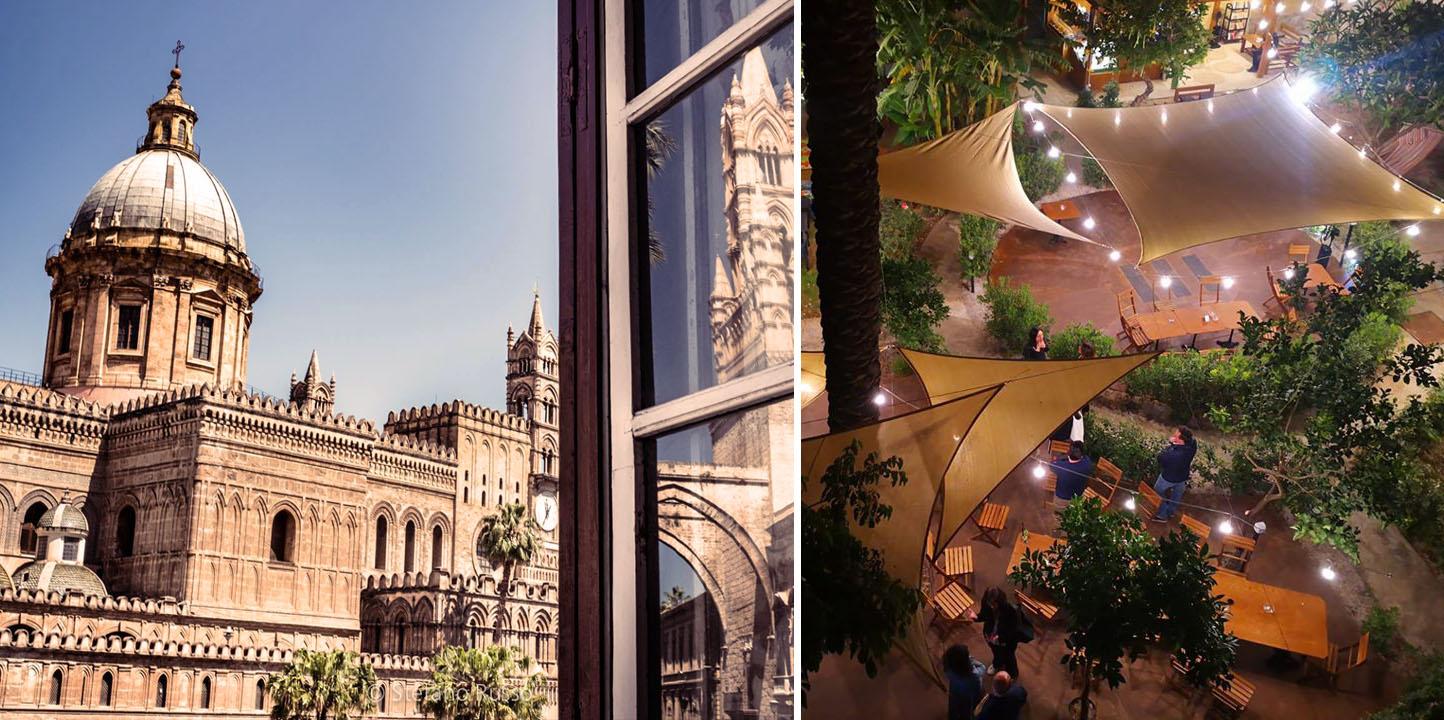 Notte a Palazzo Asmundo e aperitivo Al Fresco, la dimora nobiliare apre le sue porte