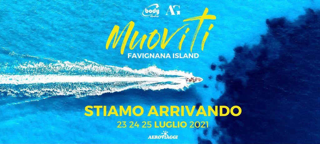 Muoviti Festival: Favignana capitale del fitness per un weekend
