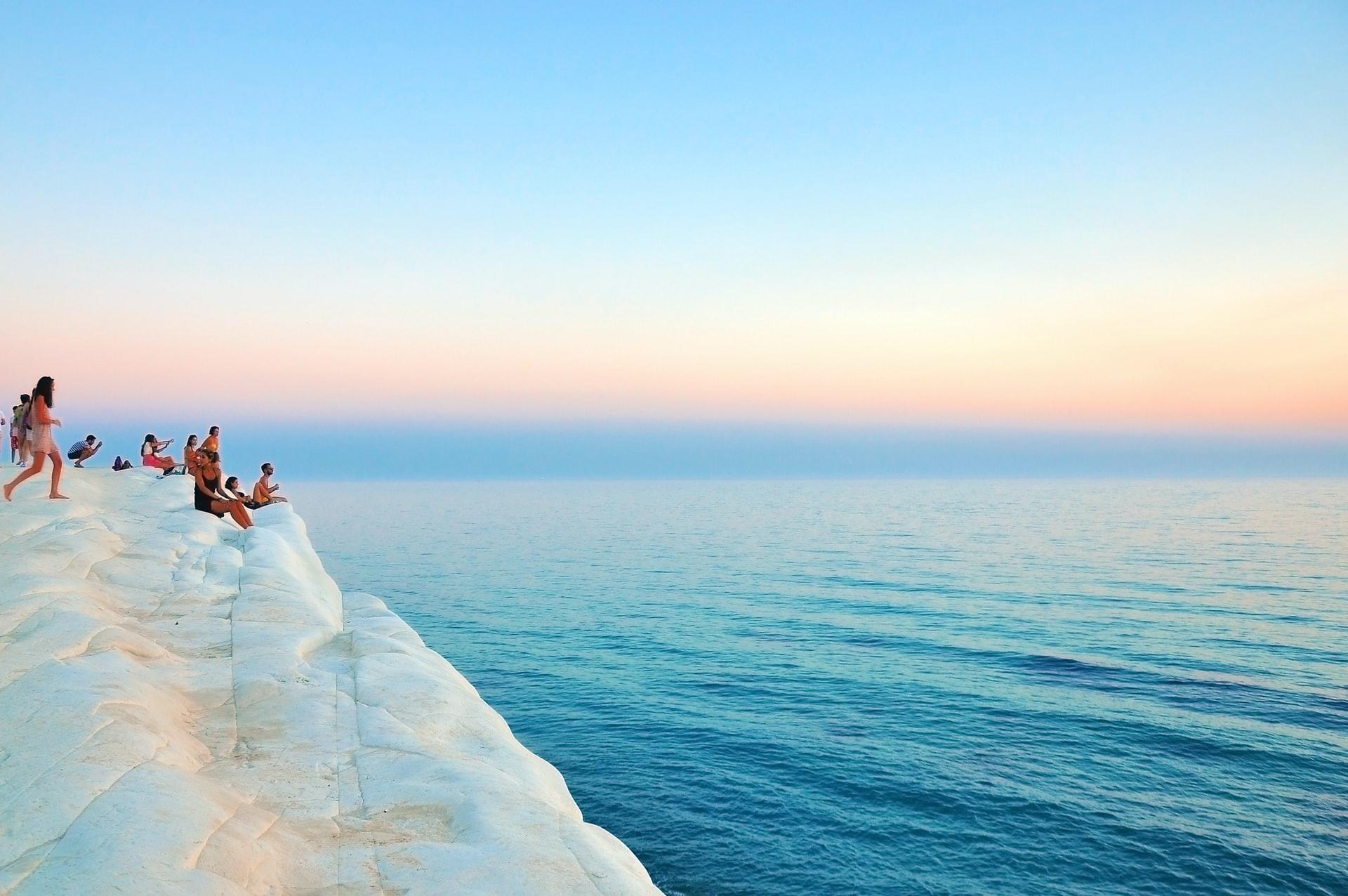 La Scala dei Turchi di Realmonte nella Top 10 delle migliori spiagge italiane