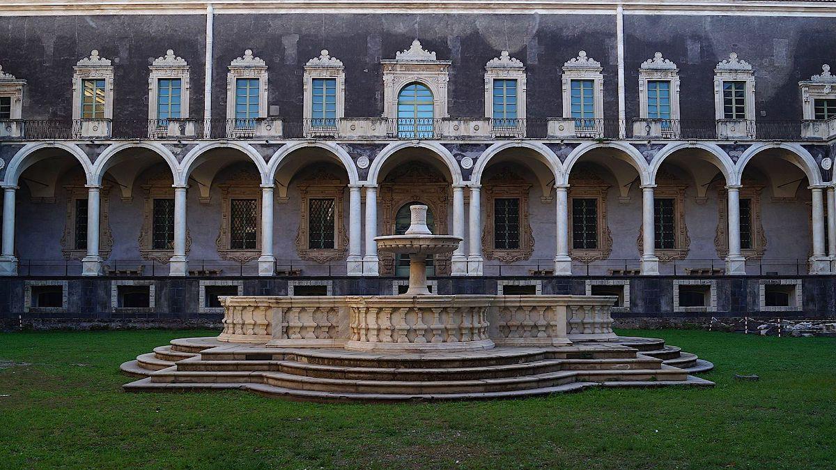 Al Monastero dei Benedettini di Catania il Travellers' Choice di Tripadvisor: per i viaggiatori è al top