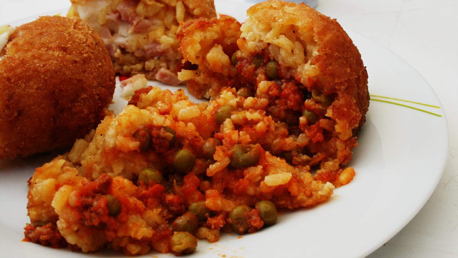 La Street Food Challenge elegge l'arancino street food dell'estate appena trascorsa
