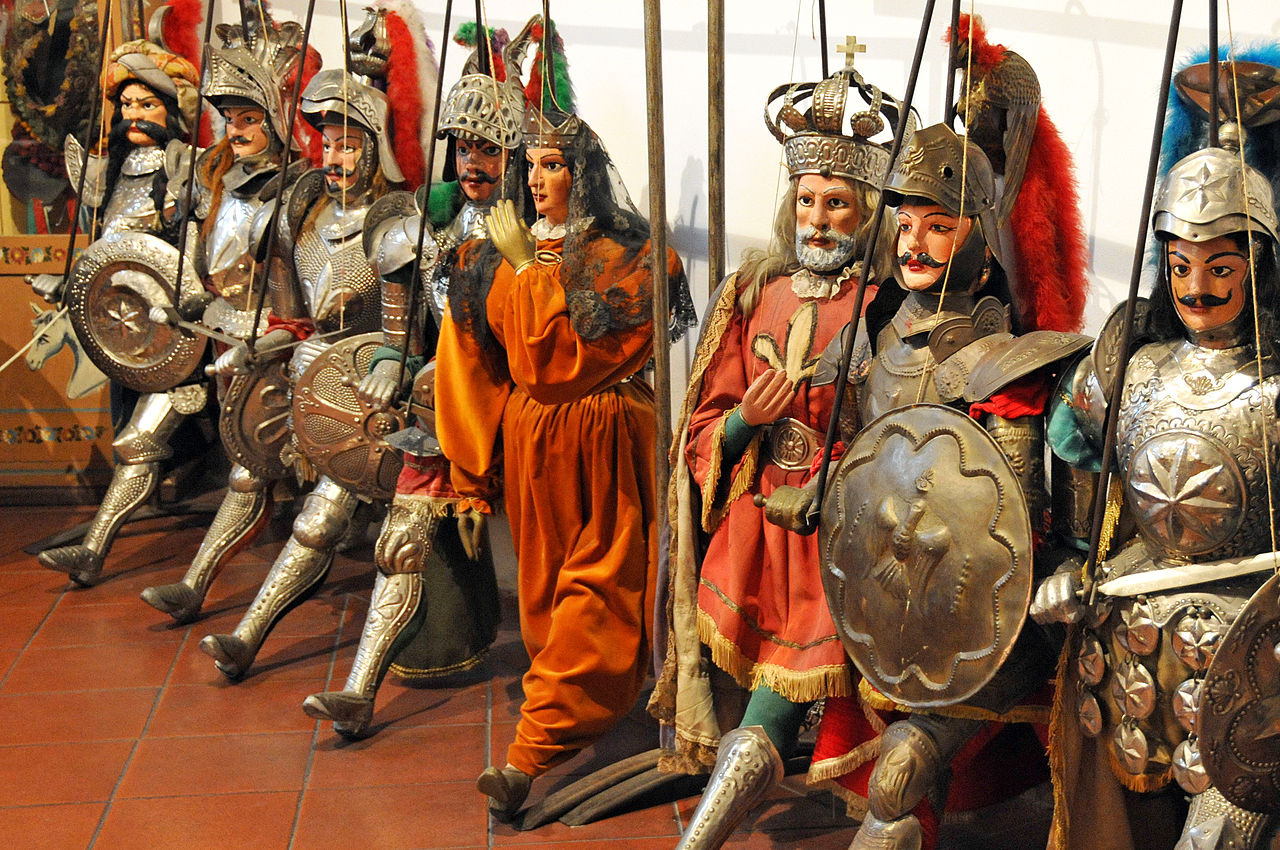 """Torna """"La Macchina dei Sogni"""": il festival di Mimmo Cuticchio quest'anno è dedicato a Dante"""